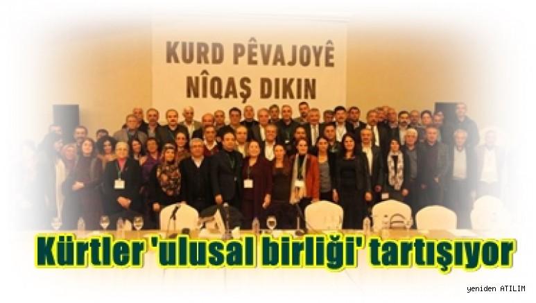 'Kürt Ulusal Birliği' tartışmalarının ardından süreci hızlandıracak çalışma grubu oluşturuldu