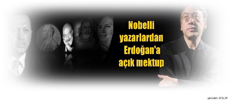 Nobelli yazarlardan Erdoğan'a açık mektup ile ilgili görsel sonucu